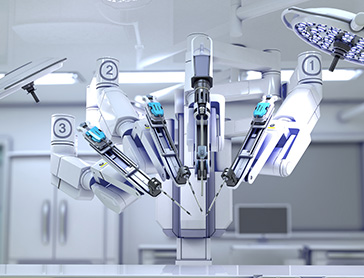 Robotic-Assisted Knee & Hip Replacement